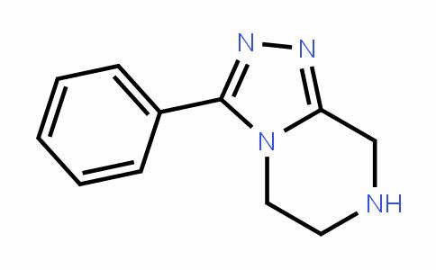 3-phenyl-5,6,7,8-tetrahyDro[1,2,4]triazolo[4,3-a]pyrazine