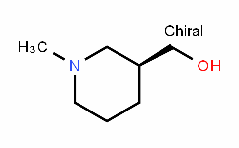 3-PiperiDinemethanol, 1-methyl-, (3S)-