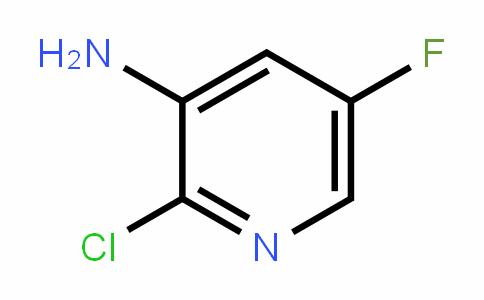 3-PyriDinaMine, 2-chloro-5-fluoro-