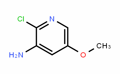 3-PyriDinaMine, 2-chloro-5-Methoxy-
