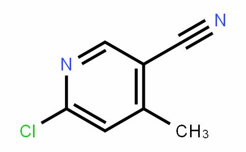 2-氯-4-甲基吡啶-5-甲腈
