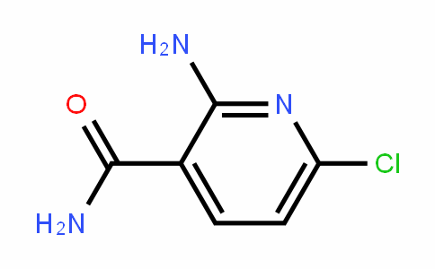 3-PyriDinecarboxamiDe, 2-amino-6-chloro-