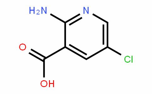 3-PyriDinecarboxylic acid, 2-aMino-5-chloro-