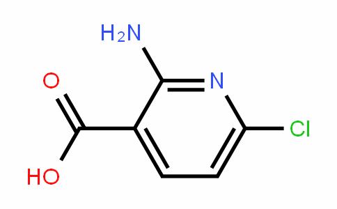 3-PyriDinecarboxylic acid, 2-amino-6-chloro-