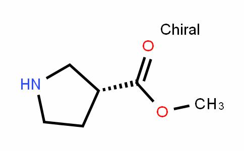 3-PyrroliDinecarboxylic acid, Methyl ester, (3R)-