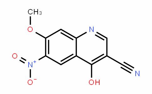 3-Quinolinecarbonitrile, 4-hyDroxy-7-methoxy-6-nitro-