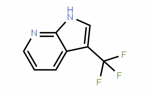 3-Trifluoromethyl-1H-pyrrolo[2,3-b]pyriDine
