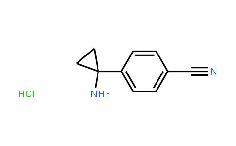 4-(1-aminocyclopropyl)benzonitrile (HyDrochloriDe)