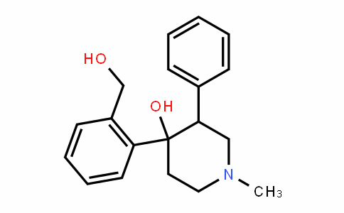 4-(2-(hyDroxymethyl)phenyl)-1-methyl-3-phenylpiperiDin-4-ol