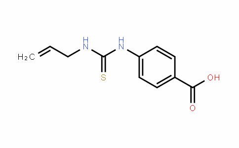 4-(3-allylthioureiDo)benzoic acid