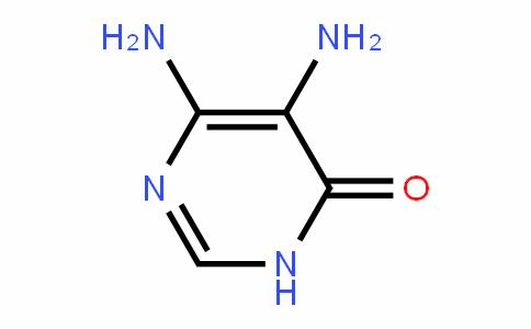 4(3H)-PyrimiDinone, 5,6-Diamino-