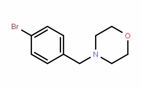 4-(4-bromobenzyl)morpholine