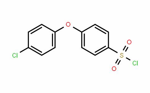 4-(4-chlorophenoxy)benzene-1-sulfonyl chloriDe