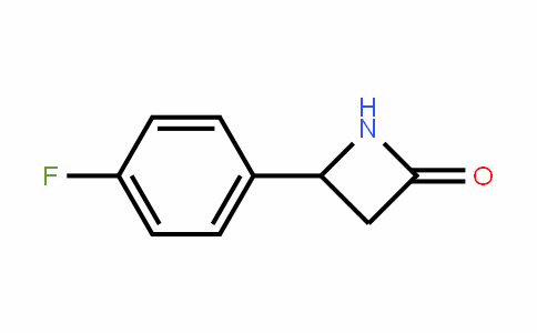 4-(4-fluorophenyl)azetiDin-2-one