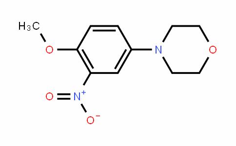 4-(4-methoxy-3-nitrophenyl)morpholine