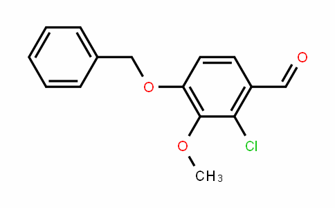 4-(benzyloxy)-2-chloro-3-methoxybenzalDehyDe