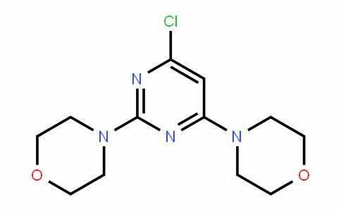 2,4-双(4-吗啉基)-6-氯嘧啶