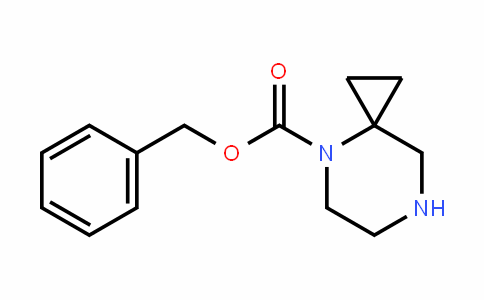 4,7-Diaza-spiro[2.5]octane-4-carboxylic acid benzyl ester