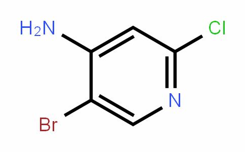 4-AMINO-5-BROMO-2-CHLOROPYRIDINE