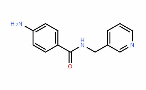 4-amino-N-(pyriDin-3-ylmethyl)benzamiDe