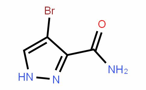 4-broMo-1H-pyrazole-3-carboxaMiDe