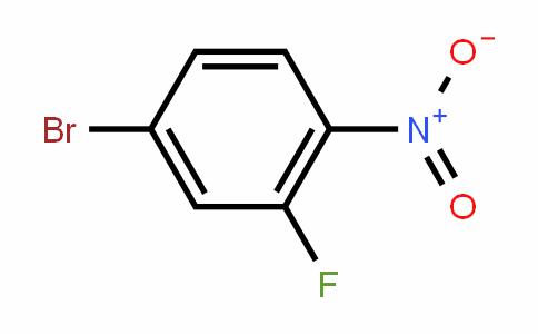 4-broMo-2-fluoro-1-nitrobenzene