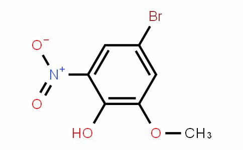 4-broMo-2-Methoxy-6-nitrophenol