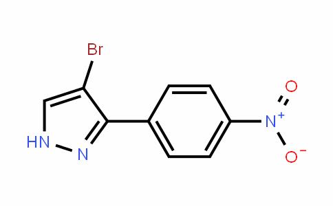 4-bromo-3-(4-nitrophenyl)-1H-pyrazole