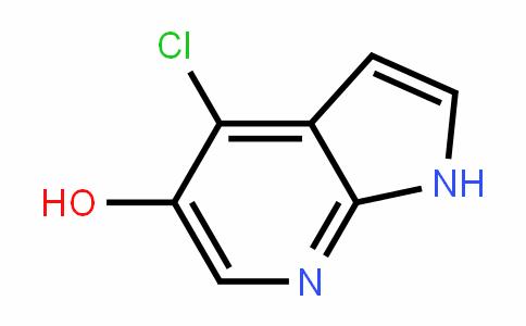 4-chloro-1H-pyrrolo[2,3-b]pyriDin-5-ol