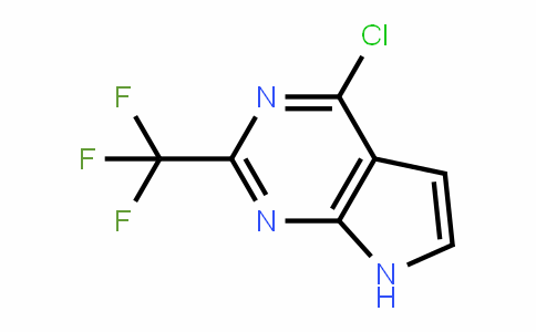 4-chloro-2-(trifluoromethyl)-7H-pyrrolo[2,3-D]pyrimiDine