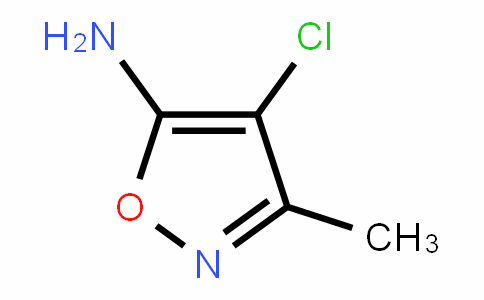 4-chloro-3-methylisoxazol-5-amine