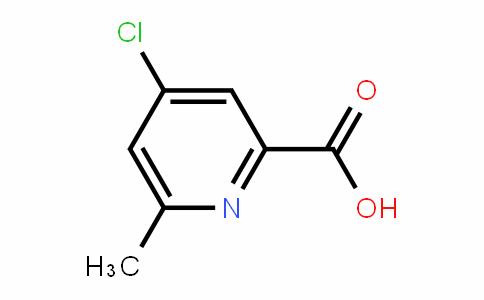 4-Chloro-6-MethylpyriDine-2-carboxylic acid