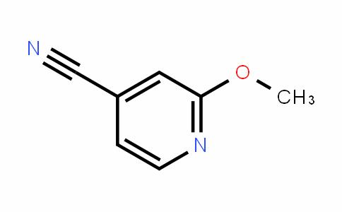 4-Cyano-2-MethoxypyriDine