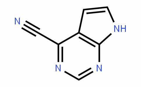 7H-吡咯并[2,3-D]嘧啶-4-甲腈