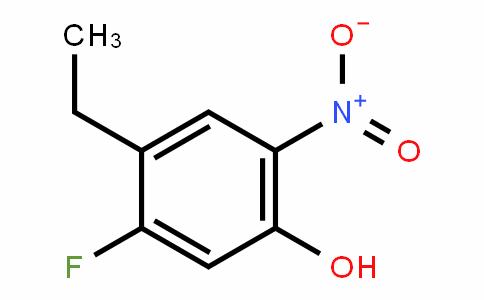 4-ethyl-5-fluoro-2-nitrophenol