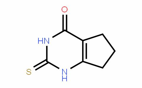 4H-CyclopentapyrimiDin-4-one, 1,2,3,5,6,7-hexahyDro-2-thioxo-