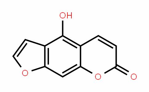4-hyDroxy-7H-furo[3,2-g]chromen-7-one