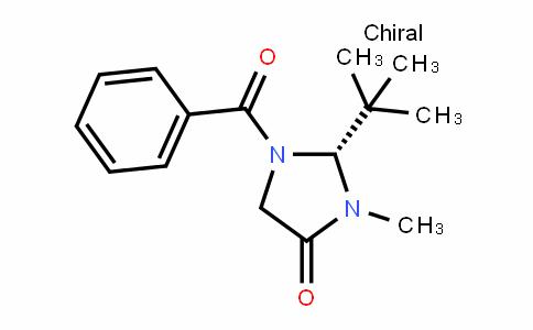 4-IMiDazoliDinone, 1-benzoyl-2-(1,1-DiMethylethyl)-3-Methyl-, (2R)-