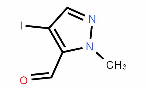 4-ioDo-1-Methyl-1H-pyrazole-5-carbalDehyDe