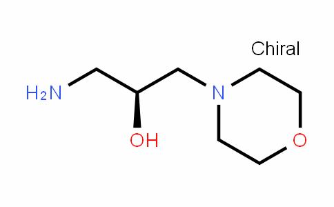 4-Morpholineethanol, α-(aminomethyl)-, (αS)-