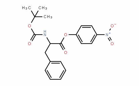4-nitrophenyl 2-(Tert-butoxycarbonylamino)-3-phenylpropanoate