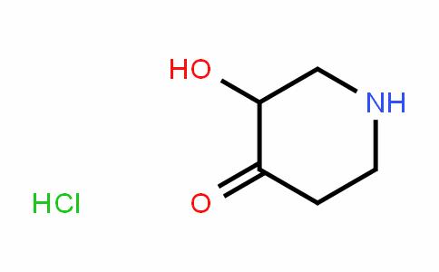 4-PiperiDinone, 3-hyDroxy-, hyDrochloriDe