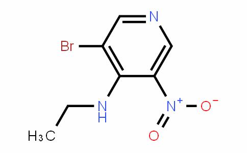 4-PyriDinamine, 3-bromo-N-ethyl-5-nitro-