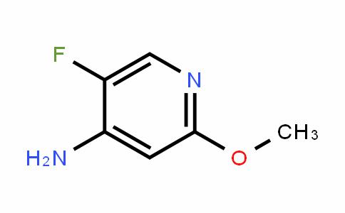 5-氟-2-甲氧基-4-吡啶胺