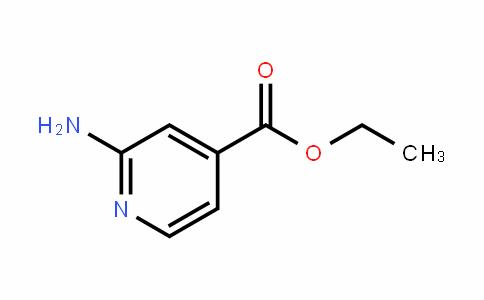 4-PyriDinecarboxylic acid, 2-aMino-, ethyl ester