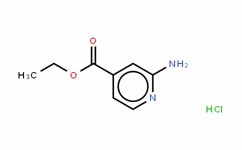 4-PyriDinecarboxylic acid, 2-aMino-, ethyl ester(hyDrochloriDe)(1:2)