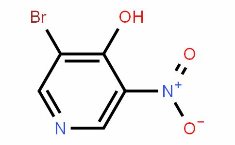 4-PyriDinol, 3-bromo-5-nitro-