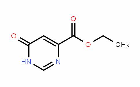 4-PyrimiDinecarboxylic acid, 1,6-DihyDro-6-oxo-, ethyl ester
