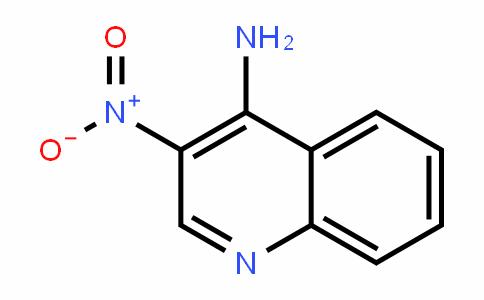 4-Quinolinamine, 3-nitro-