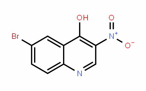 4-Quinolinol, 6-bromo-3-nitro-